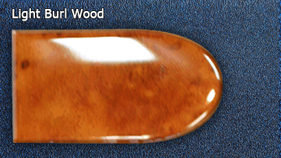 Light Burl Wood
