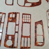 Накладки салона под дерево для Jaguar X-Type. 📌Цена от 3500 руб. При оформлении заказа укажите промо-код🔥DKS🔥 и получи✉ бесплатную доставку. ⠀ 🌐 https://dekorsalona.ru тел. +7-900-656-75-55 ⠀ #jaguar #jaguarxtype #xtype #интерьер #tuning #тюнинг #тюнингсалона #авто #джип #накладкисалона