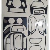 Накладки салона черные глянцевые для Hyundai Santa Fe. 📌Цена от 3500 руб. При оформлении заказа укажите промо-код🔥DKS🔥 и получи✉ бесплатную доставку. ⠀ 🌐 https://dekorsalona.ru тел. +7-900-656-75-55 ⠀ #hyundai #hyundaisantafe #santafe #интерьер #tuning #тюнинг #тюнингсалона #авто #джип #накладкисалона