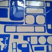 Накладки салона под карбон для Toyota Hiace. 📌Цена от 3500 руб. При оформлении заказа укажите промо-код🔥DKS🔥 и получи✉ бесплатную доставку. ⠀ 🌐 https://dekorsalona.ru тел. +7-900-656-75-55 ⠀ #toyota #toyotahiace #hiace #интерьер #tuning #тюнинг #тюнингсалона #авто #джип #накладкисалона