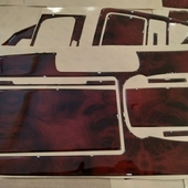 Накладки салона под дерево для Honda Accord. 📌Цена от 3500 руб. При оформлении заказа укажите промо-код🔥DKS🔥 и получи✉ бесплатную доставку. ⠀ 🌐 https://dekorsalona.ru тел. +7-900-656-75-55 ⠀ #honda #hondaaccord #accord #интерьер #tuning #тюнинг #тюнингсалона #авто #джип #накладкисалона